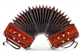 open bandoneon