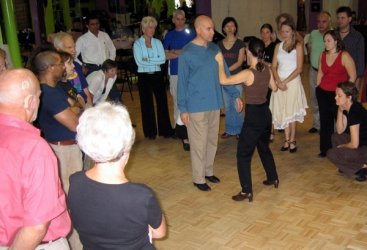 Argentine tango canyengue workshop