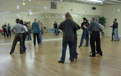 Argentine tango al reves workshop