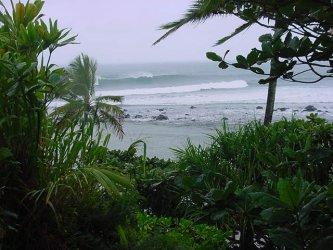 Kauai north coast Hawaii