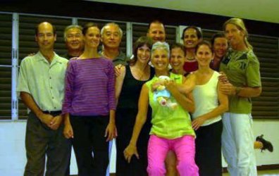 Argentine tango workshop Kauai Hawaii