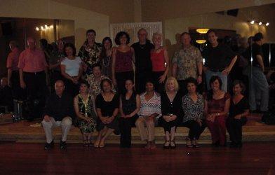 Argentine tango workshop Kona Hawaii