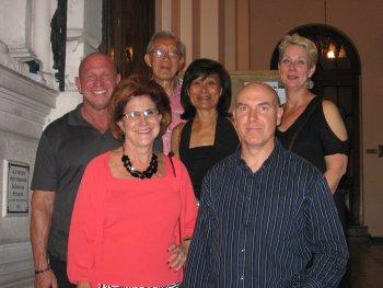 Argentine tango group trip Buenos Aires - milonga