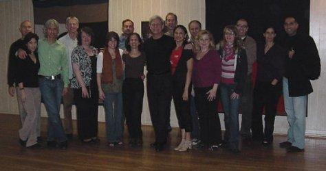 Argentine tango workshop Nashville