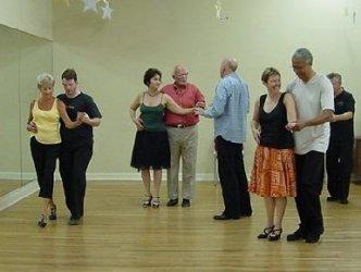 Argentine tango doble frente workshop