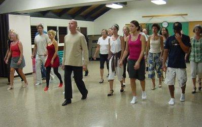Argentine tango workshop Kalaheo Kauai Hawaii