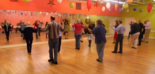 Argentine tango embellishments workshop