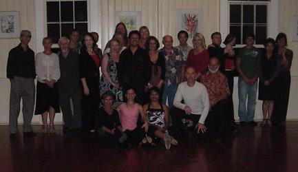 Argentine tango workshop Waimea Hawaii