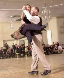Argentine tango performance Miami